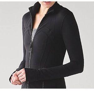 "NWOT Lululemon ""Define"" jacket - black"